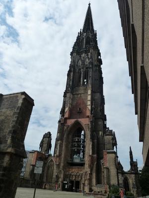 St. Nicolai Church Hamburg
