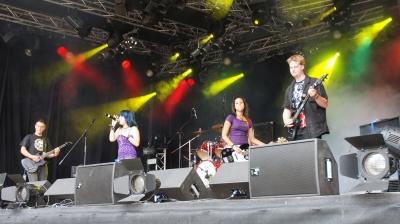 Open Air Concert in Hamburg