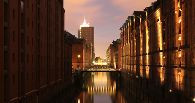 Warehouse District Hamburg