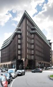 Chilehaus - Old Business District Hamburg