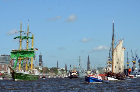 Hamburg Port Anniversary