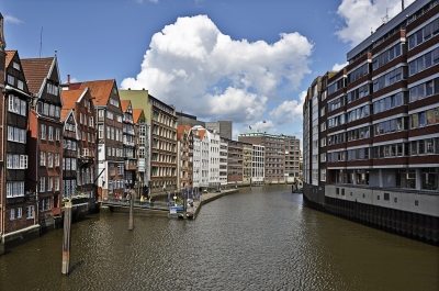 Nikolaifleet Hamburg Warehouse District