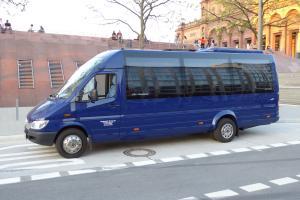 microbus hamburg