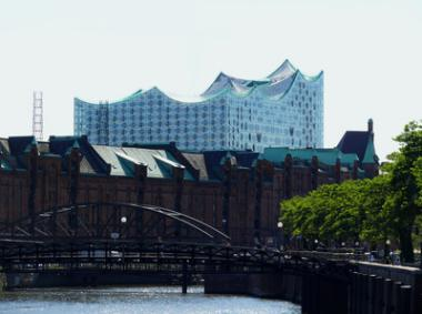 Elbe Philharmonic Hall, World Heritage, Town Hall